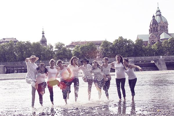Fotograf für Junggesellinnenabschied in München.