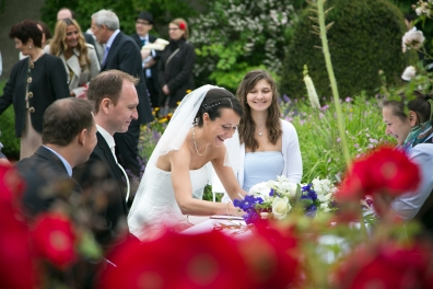 Hochzeit Starnberg Schlossgarten