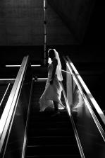 Hochzeitsfotografin München, Hochzeitsfotos in U-Bhan München