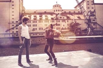 Paarfotoshooting in Regensburg